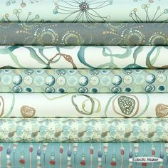 Shell Rummel Fabric Pack Alchemy in Eternal Shell Rummel Fabric Pack Alchemy in Eternal fat quarter fabric bundle from Eclectic Maker [SR7FQAEternal] : Eclectic Maker, patchwork, quilting and dressmaking fabric, patterns, habberdashery and notions.