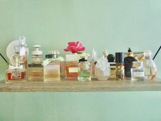 Q&A on some of my favourite fragrances (I have a lot)