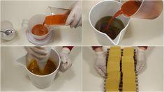COME FARE IL SAPONE NATURALE ALLA CAROTA - DIY Carrot Juice Natural Soap