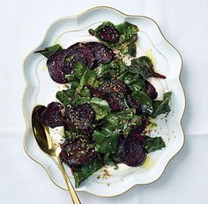 Roasted Beets with S