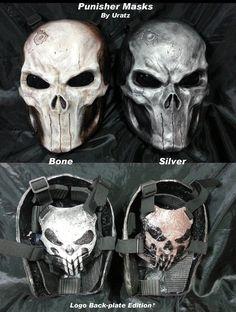 skull shoulder armor - Google Search