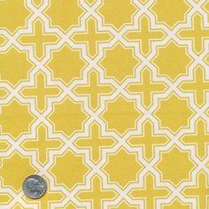 """Nap Sack"" in Sunglow, Modern Meadow by Joel Dewberry Digital Print Textiles, Textile Prints, Fabric Art, Fabric Design, Quilting Fabric, Peacock Blue Bedroom, Sew Mama Sew, Free Spirit Fabrics, Yellow Fabric"