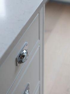 Chichester in Mt Merrion – Neptune by Global Village Kitchen Hardware, Kitchen Handles, Door Handles, Shaker Kitchen, New Kitchen, Chichester, French Grey, Eye For Detail, Houzz