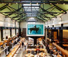 Restaurant Tramshed | London