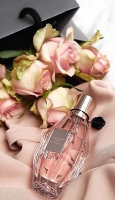 Have you already known the best perfumes for women that men love this year? There are 5 most attractive scents or women's perfume according to men in 2018 Perfume Tray, Perfume Scents, Perfume Bottles, Parfum Fragonard, Couleur Rose Pastel, Perfume Carolina Herrera, Deco Rose, Best Perfume, Makeup Products