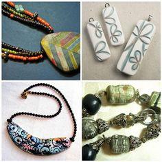 Clay Jewellery · Polymer Clay | CraftGossip.com
