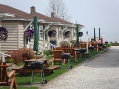 Young S Getaway Beachfront Cabins Resorts Motels Hotels Cottages And Lodging Tawas