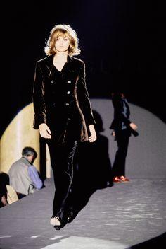 Gucci Fall 1995 Ready-to-Wear Fashion Show - Trish Goff
