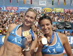 Kerry Walsh and Misty May-Treavor  Volleyball  Defending gold medalists  won 96 straight matches