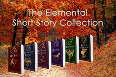 Toni Cox Books - The Elemental Short Story Collection