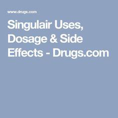 Singulair Allergy Medicine Cost