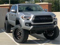 2018 Toyota Tacoma 22x12 -44mm TIS 547bm Toyota Tacoma, Gallery, Vehicles, Car, Automobile, Tacoma World, Cars, Vehicle, Autos