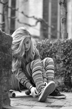 Tumblr girl!