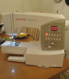 DIY Sewing Machine Guide - Fix a Broken Sewing Machine...just in case!