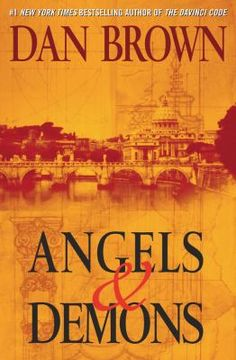 Angels and Demons by Dan Brown. This was even better than The Da Vinci Code. Dan Brown, I Love Books, Great Books, Books To Read, My Books, Amazing Books, It's Amazing, Angle And Demon, Demon Book
