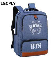 Mochila Kpop, Mochila Do Bts, K Pop, Pop Bag, Bts Merch, Kpop Fashion, T Shirt, Army, Backpacks