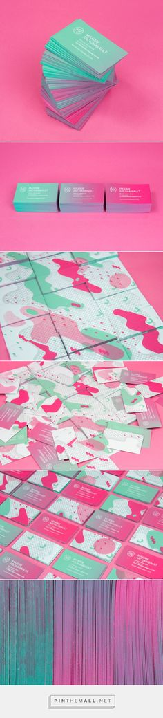 Maxime Archambault Business Cards on Behance | Fivestar Branding – Design and…