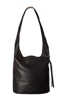 deec65e7ff Elizabeth and James Finley Courier (Black) Hobo Handbags - Elizabeth and  James
