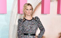 Herunterladen hintergrundbild reese witherspoon, schöne blondine, us-amerikanische schauspielerin, portrait, lächeln