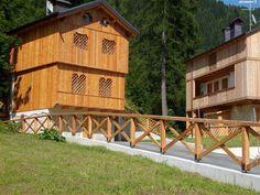 retax - Recinzioni legno