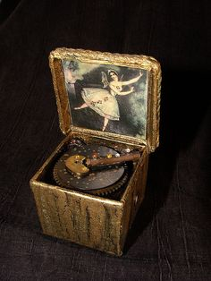 Music Box by MioPupazzo, via Flickr(I love this song on the radio   94.3fm ... :)
