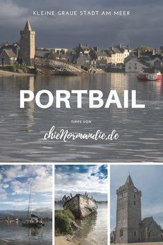 Portbail – ein zauberhaftes Städtchen an der Westküste des Cotentin