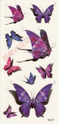 new-3D-font-b-purple-b-font-font-b-butterfly-b-font-font-b-tattoo-b.jpg (1000×2086)