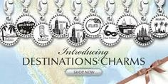 pandora destination charms 2014 - traveling around the world #PandoraSummercontest.
