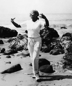 Maya Angelou Pictures of Her Family | Maya Angelou- dancing in her own skin.