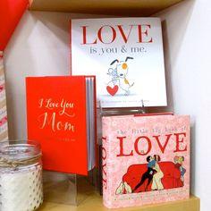"""I wonder, wonder who, who-oo-ooh, who - who wrote the book of love?"" #valentinesday #royaloak #writeimpressions #hearts #iloveyoumom #themonotones"