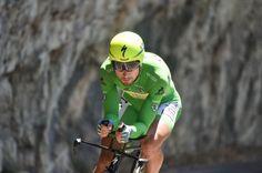 Stage 13. Bourg-Saint-Andéol to La Caverne du Pont-d'Arc. Peter Sagan.
