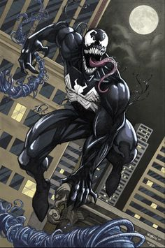 Venom by Eric Henson