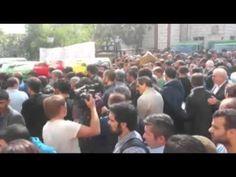 Cenaze törenlerinde barış ısrarı (Video haber)   Sendika.Org