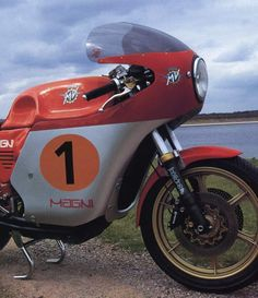 1978 Magni Cafe Racer 850cc Motorcycle