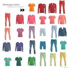Jeckerson and Napapijri menswear selection on www.piustyle.com