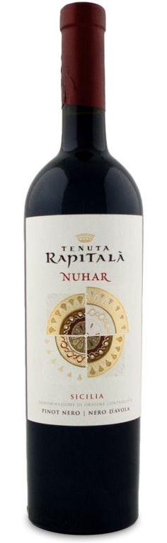 Nuhar Pinot Nero Nero d'Avola
