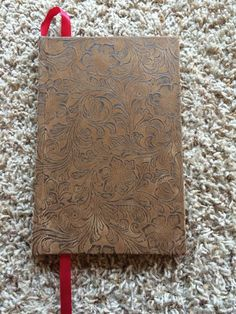 Hand bound journal. Cover is made of faux patterned suede. 160 blank pages. #madewithlove