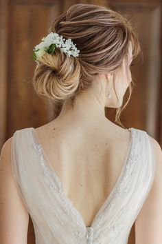 Hairstyle by Oana Lucescu - Stefan Fekete Photography Destination Weddings in Greece and Europe Autumn Wedding, Chic Wedding, Dream Wedding, Wedding Ideas, Blush Pink Wedding Dress, Blush Pink Weddings, Destination Wedding Invitations, Destination Weddings, Scrunched Hair