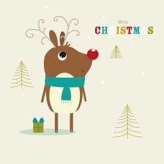 Иллюстрации Nicola Evans, новый год