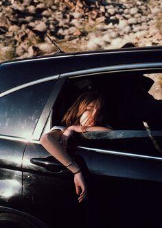 'I just ride' - Lana Del Rey
