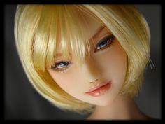 """★ = daughter = custom head (Obitsu 01) """"Saya"""""""