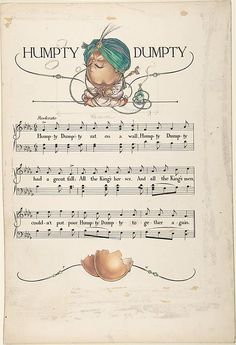 41 Best Nursery Songs Paul Woodroffe 1907 Online Met Images On