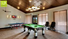 If you don't want to venture out and would rather indulge in indoor activities, we have got that covered too.