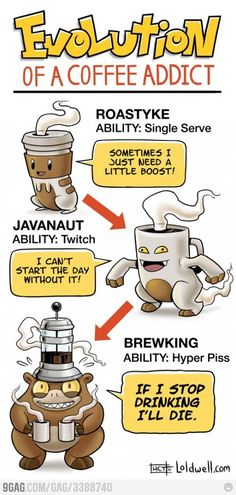 You're so close to evolving into Brewking! D: