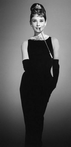 Coco Chanel Little Black Dress | Paris Fashion | The Icon | Coco Chanel | StyleSociety | Cape Town ...