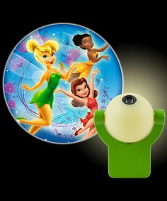 Look at this Tinker Bell Projectables® LED Night-Light on #zulily today!