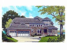 House Plan, 029H-0051