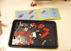 Lego nach Bauanleitung