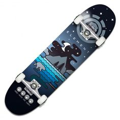 Element Camping Complete Skateboard