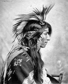 CREE MAN, 1903